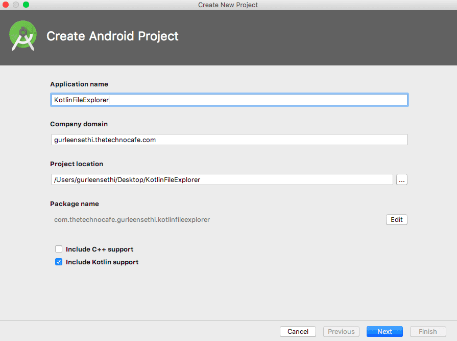 Build a File Explorer in Kotlin - Part 1 - Introduction and